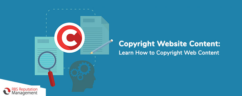 © Copyright Website Content: Learn How to Copyright Web Content