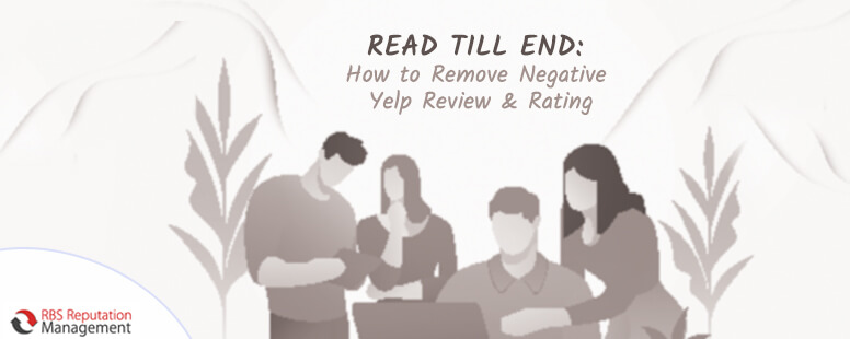 Yelp Fact Sheet Sustaining How to Remove Negative Review & Rating