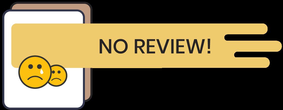 Zero Response To Online Reviews