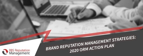 Brand Reputation Management Strategies 2021